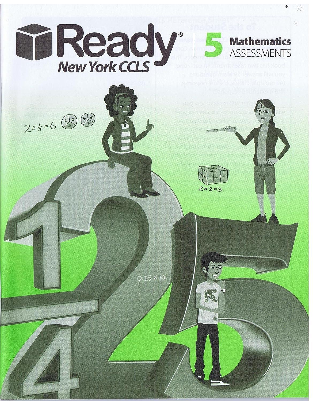 Amazon com : Ready New York CCLS Mathematics Assessments