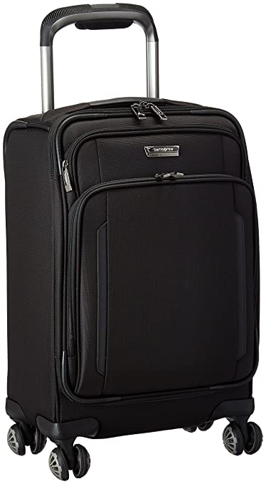 Samsonite Silhouette Xv Softside Spinner 19, Black