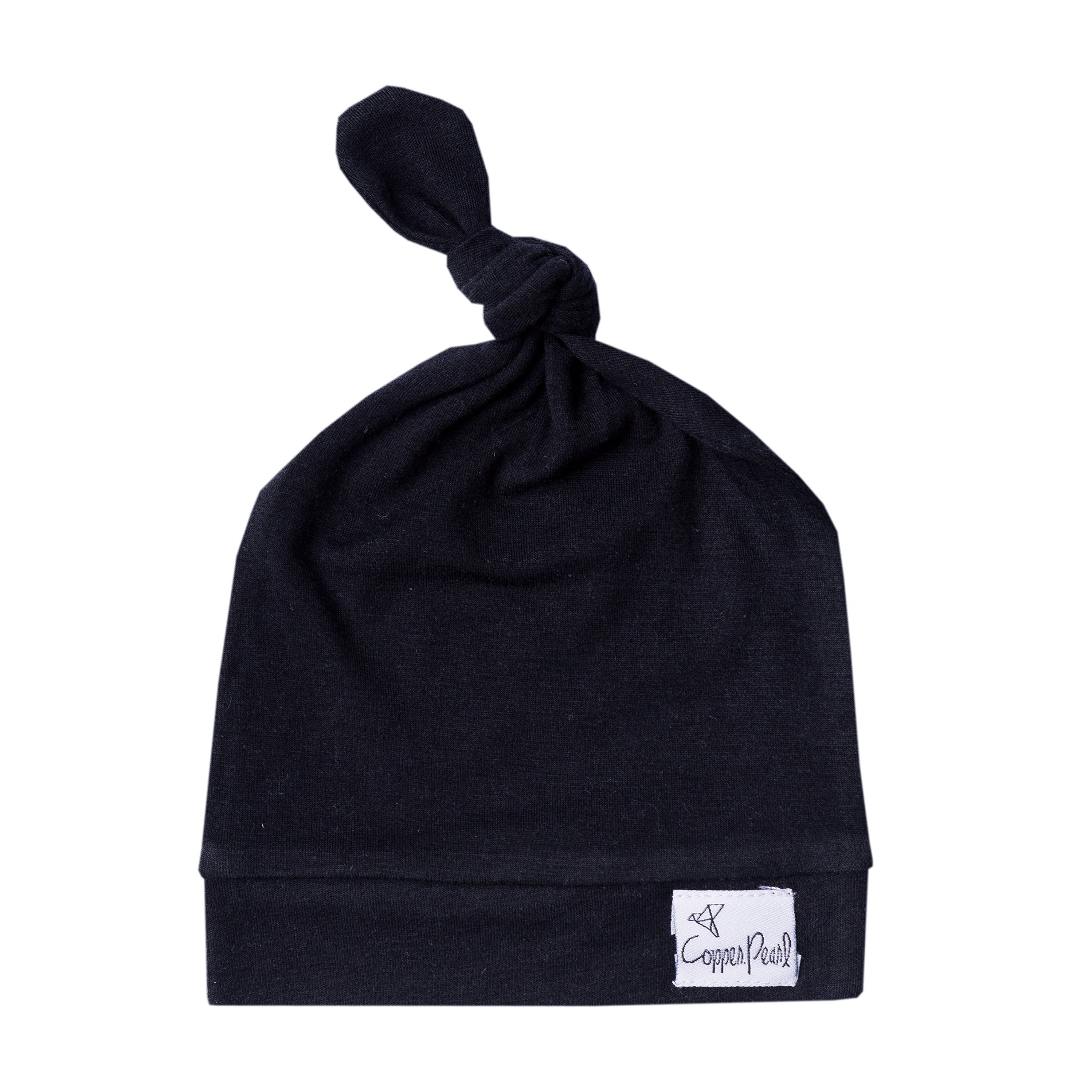 2f846d67697 Baby Beanie Hat Top Knot Stretchy Soft for Boy or Girl