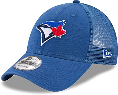 limited guantity best loved large discount New Era 9Forty Toronto Blue Jays Hat Trucker Adjustable Mesh Royal ...