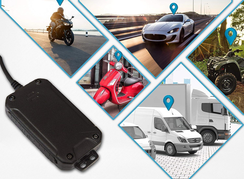 miniatura 7 - Salind GPS 01- Localizzatore GPS per auto, moto e veicoli con scheda SIM, app