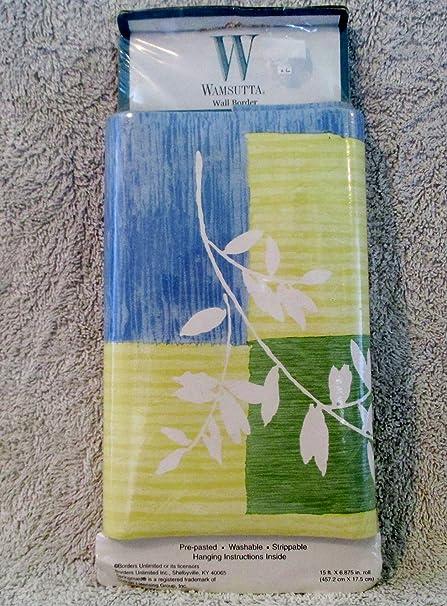 Beautiful Wallpaper Boarder By Wamsutta Titled Summer Song