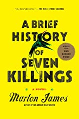 A Brief History of Seven Killings: A Novel Paperback