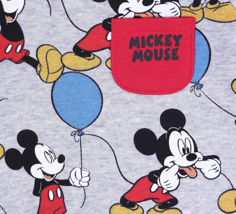 Surv/êtement Mickey Disney Gris et Noir