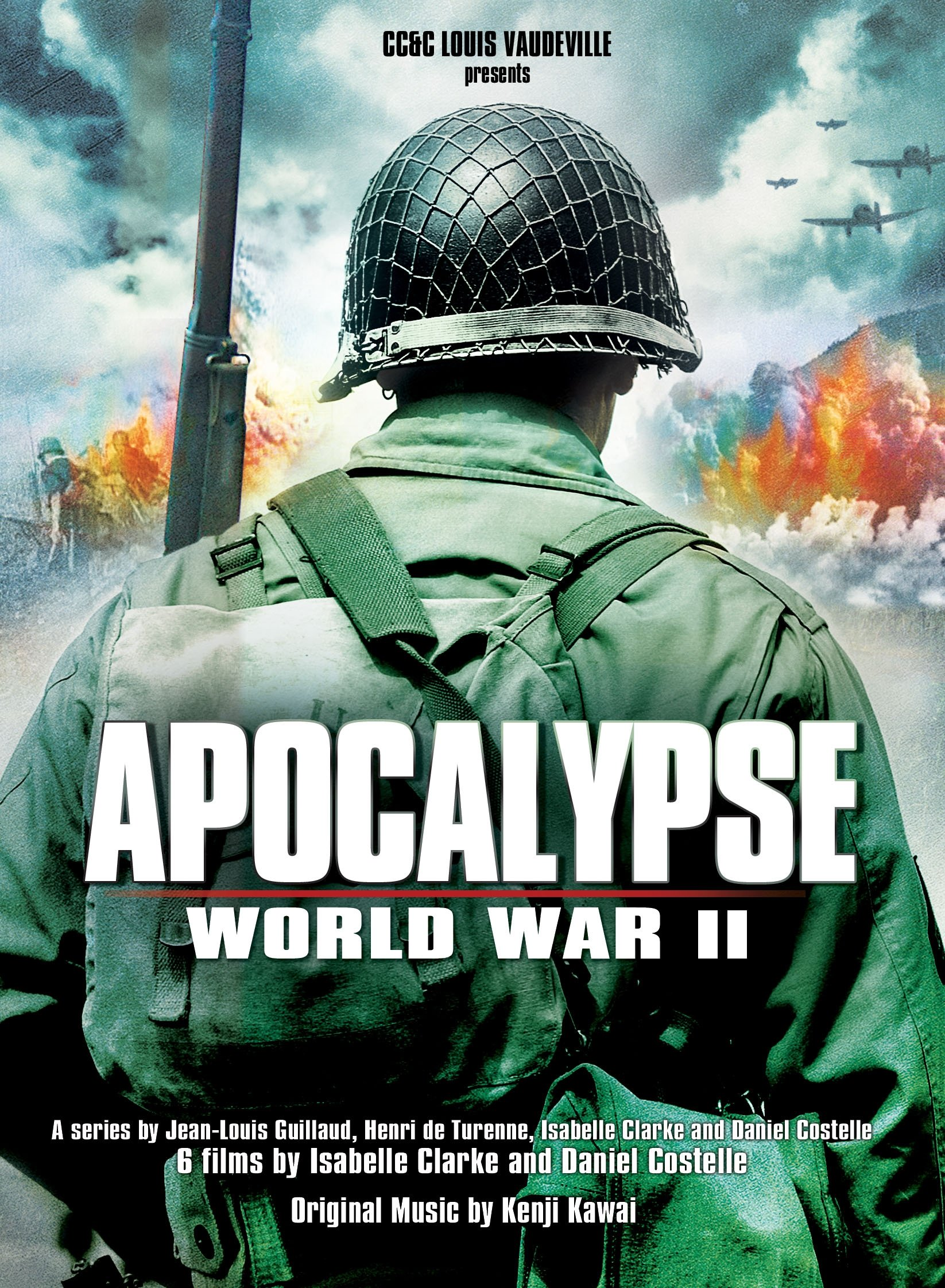 Apocalypse - The Second World War