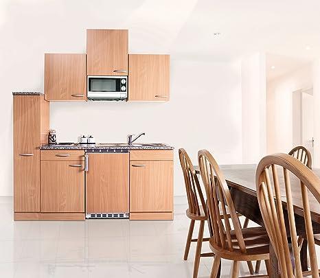 Cucina Componibile Con Piano Cottura.Respekta Kb180bbmi Modulo Cucina Componibile Da 180 Cm