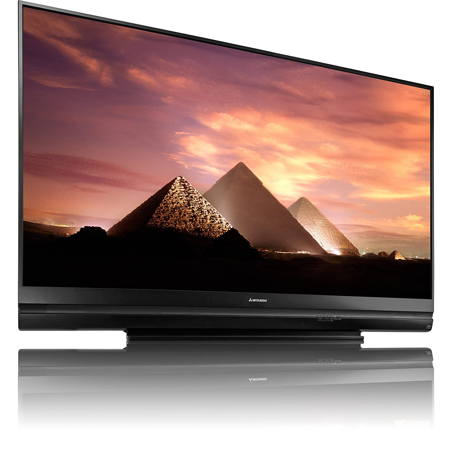 Amazon.com: Mitsubishi WD73642 73-Inch 3D DLP Home Cinema HDTV (2012