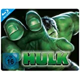 Hulk-Quer Steelbook [Blu-ray] [Import allemand]