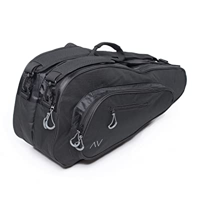 Premium 6R Tennis Bag in Black Review