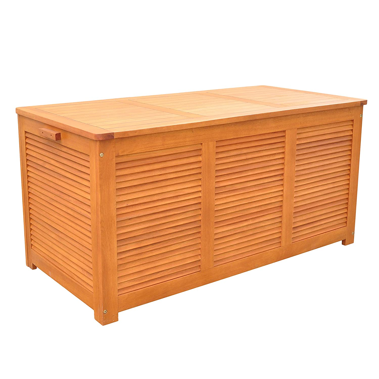Amazon Com Merry Products Box0010210000 Outdoor Storage Box Deck Boxes Garden Outdoor