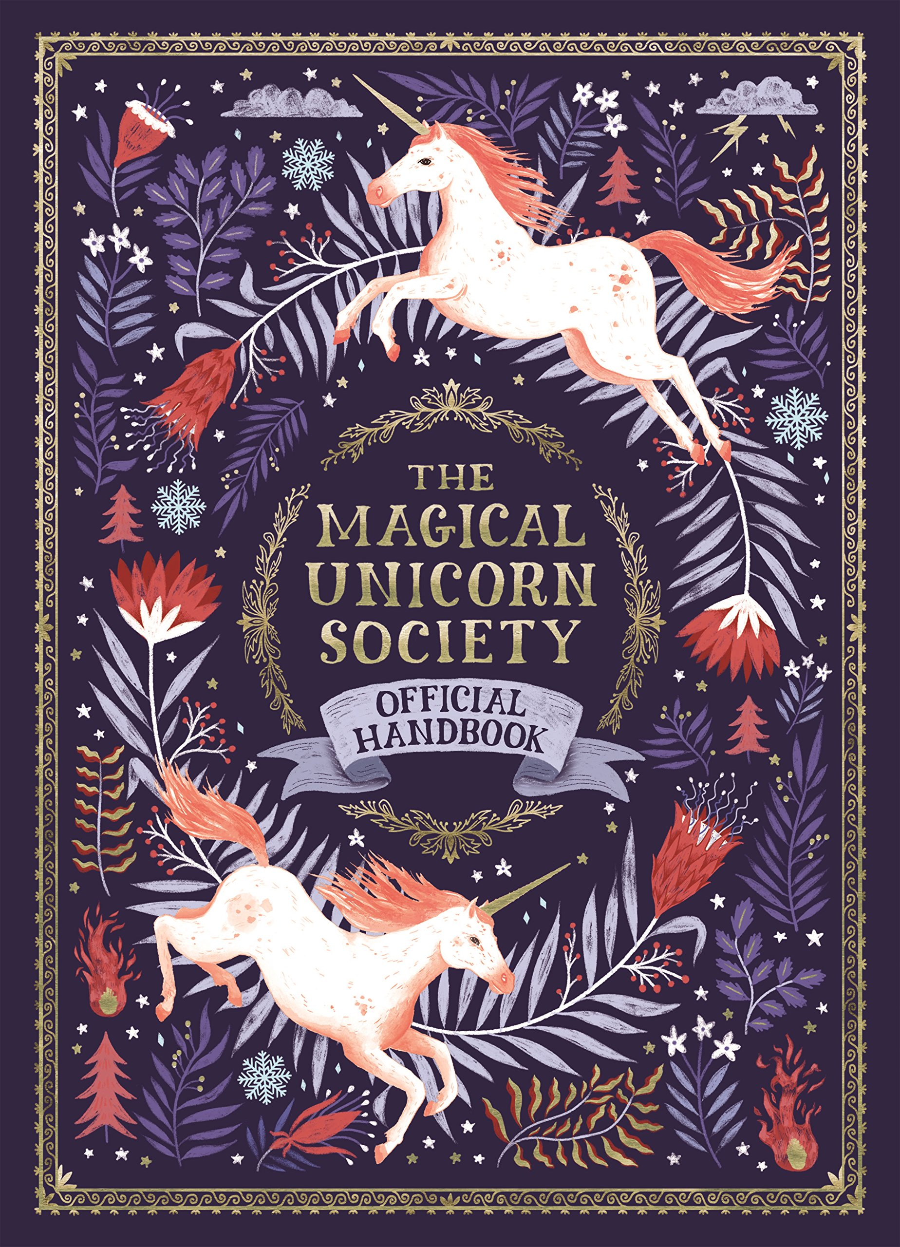 The Magical Unicorn Society Official Handbook (The Magical Unicorn Society, 1) 3