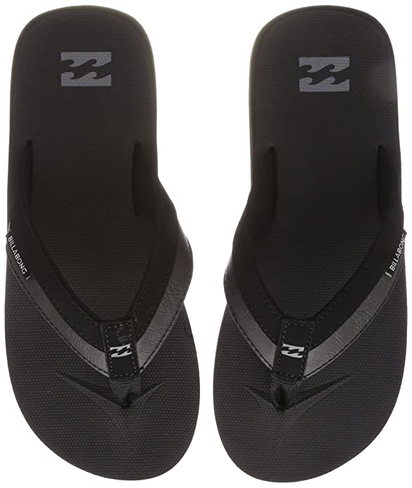 Herren Sandalen Billabong All Day Impact Sandals Schwarz