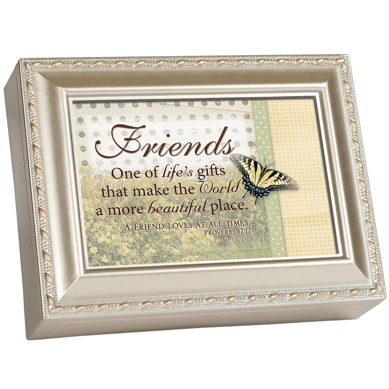 【限定製作】 Cottage Garden Amazing Friendsシャンパンシルバー音楽ボックス/ジュエリーボックスPlays Amazing Grace Grace Cottage B00BRX5RA2, 陸別町:35e29dd8 --- arcego.dominiotemporario.com