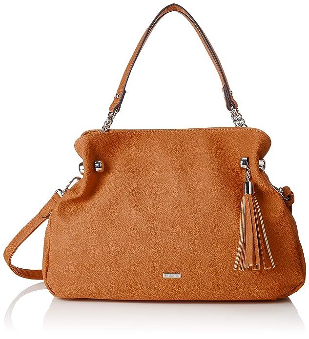 Tamaris Gweny Shoulder Bag Borse a spalla Donna, Blu (Navy