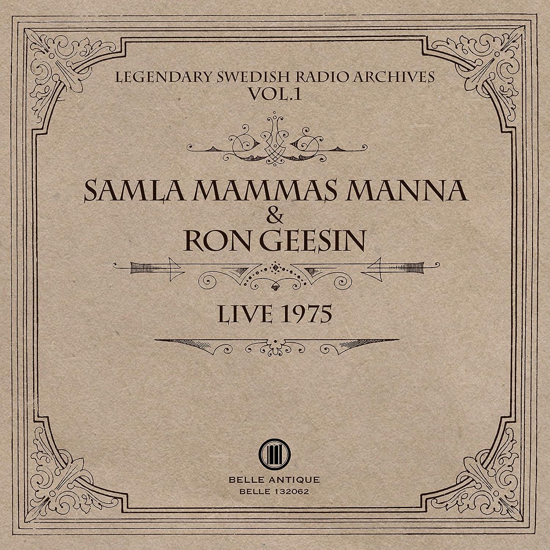 Live 1975 : Samla Mamms Manna: Amazon.es: Música