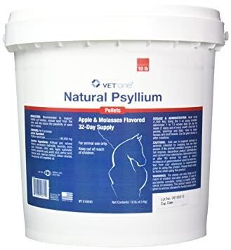 Vet One Psyllium Pellets 10 lbs