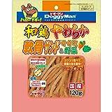 ドギーマン 和鶏やわらか軟骨サンド ササミ&野菜 120g