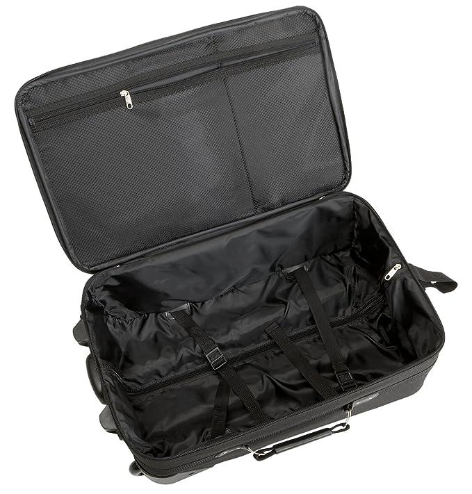 Amazon.com   Samsonite 5 Piece Nested Luggage Set, Black   Luggage ...