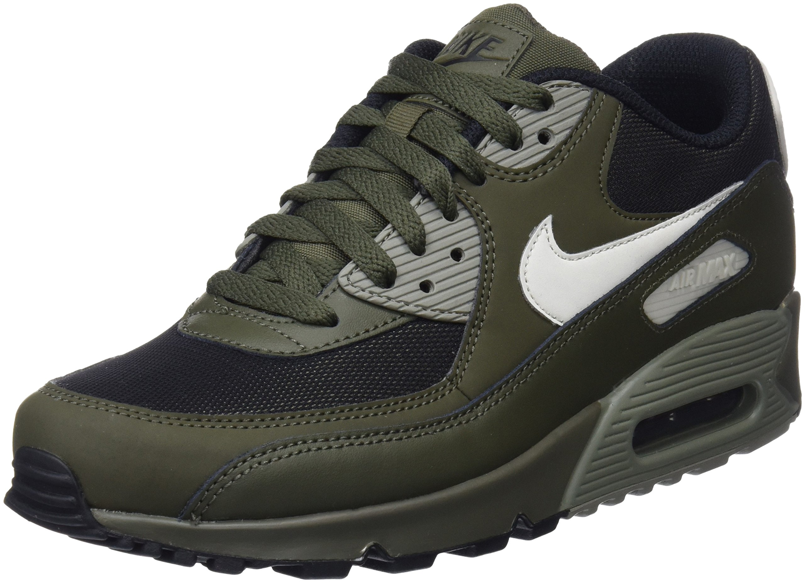 sale retailer aa62d 49f24 Galleon - NIKE Men s Air Max  90 Shoes Cargo Khaki Light Bone 10
