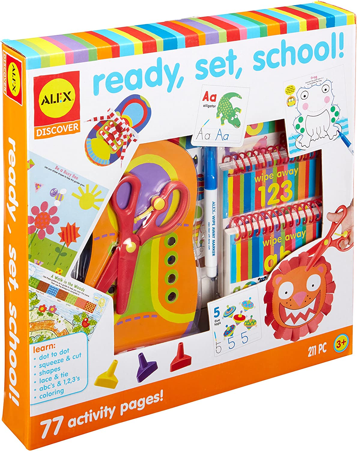 "Ready, Set, School!"" Craft Kit"