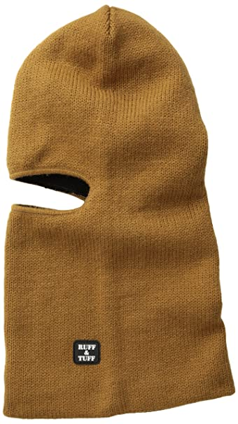 311d38c4ac65 Amazon.com: Quietwear Men's Ruff and Tuff 1 Hole Mask, Duck Brown ...