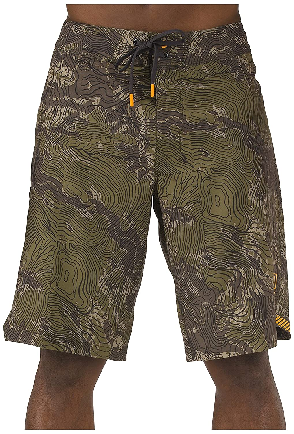 5.11 Recon Vandal Topo Short Battle Braun, Braun, 30