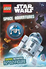 LEGO® Star Wars: Space Adventures (Activity Book with Minifigure) Paperback