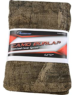 arid x burlap material blinds blind at army hunting camo