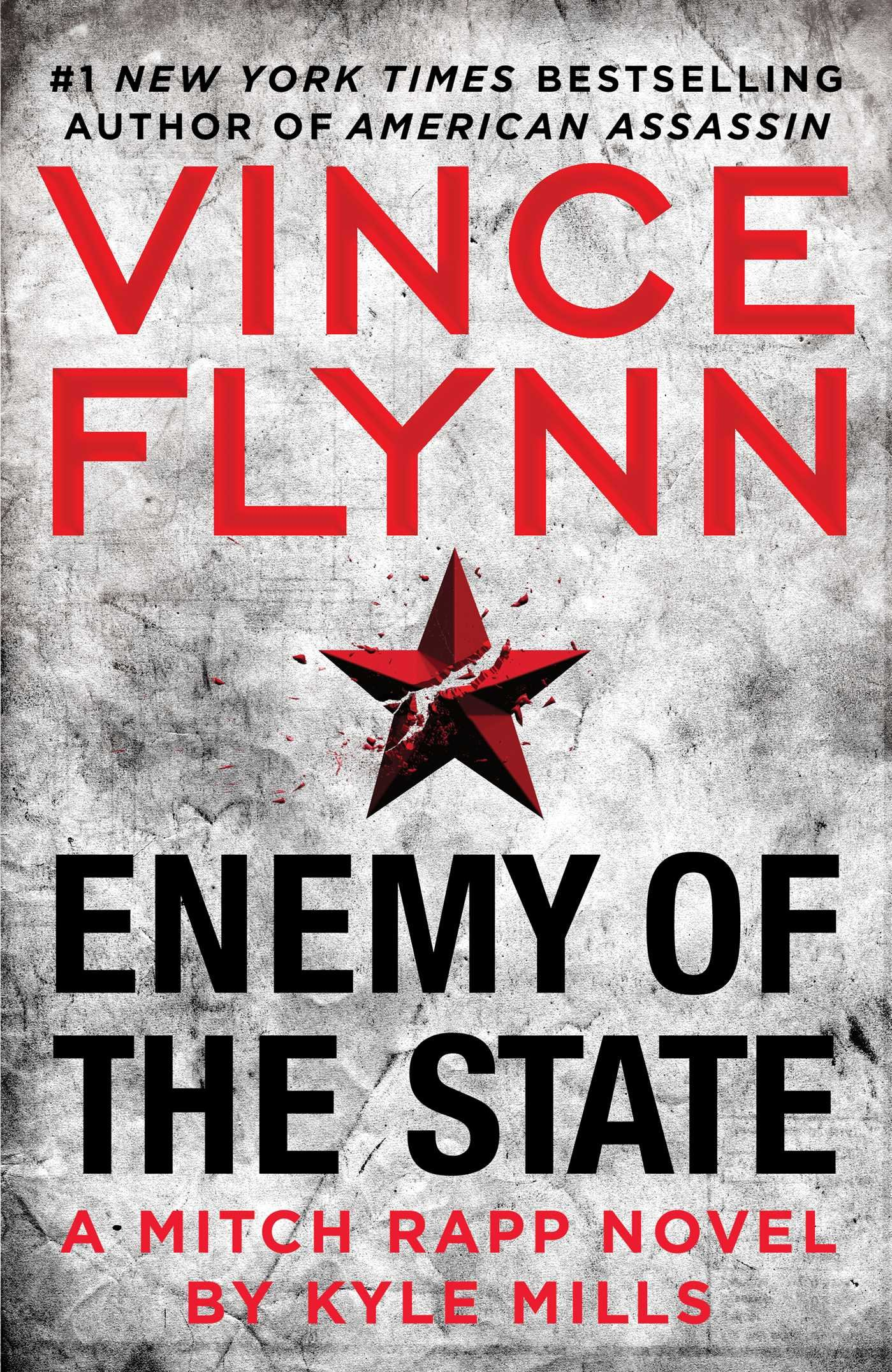 vince flynn books in chronological order