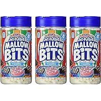 Kraft Jet-puffed Mallow Bits Vanilla Flavor Marshmallows, 3 OZ Bottles (Pack Of 3) by Kraft
