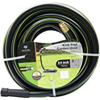"""3/4'"""" 100ft. No-Kink Tested Home & Contractor Approved Garden Hose 12 Year Warranty 