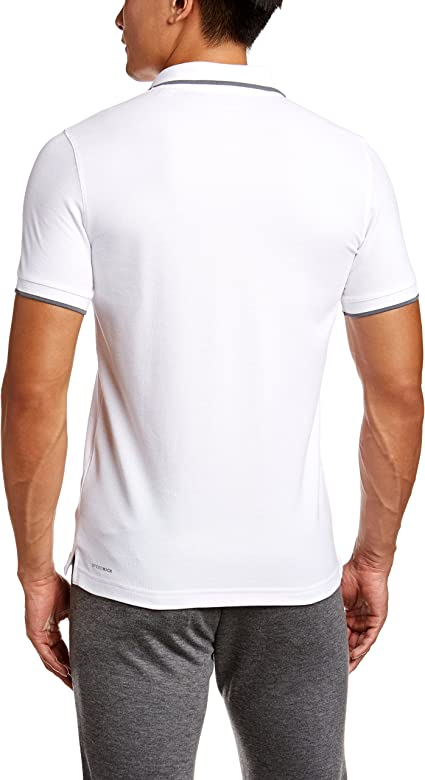 Reebok EL Tipped Pique Vers Polo, Hombre, (Blanco), M: Amazon.es ...