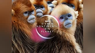 Sieben Kontinente, Ein Planet - Staffel 1