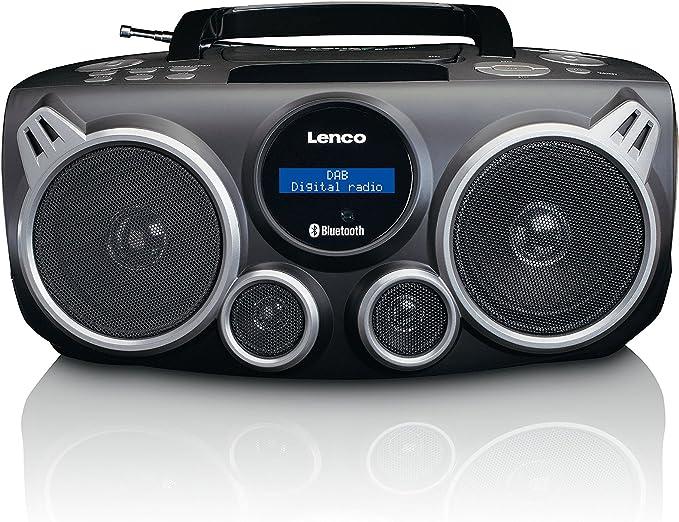 sumicorp.com Radio CD/MP3/Kassettenplayer, Toploader ...