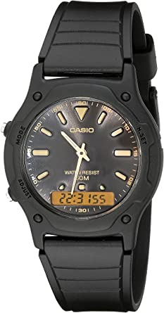 Casio FT600WB 5BV Ana Digi Forester Illuminator Montre de