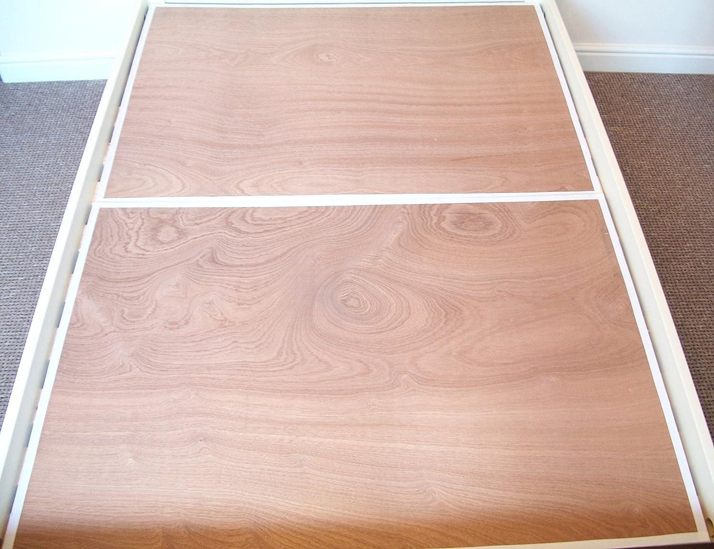 Con madera resistente para cama KING SIZE tabla de paneles compatible con muelles de suspensión para colchón: Amazon.es: Hogar