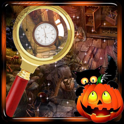 Hidden Objects Halloween Escape 2018 ()