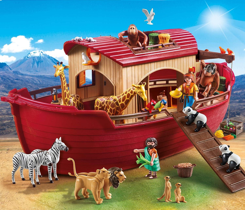 Playmobil Arca de Noé Juguete geobra Brandstätter 9373: Amazon.es: Juguetes y juegos