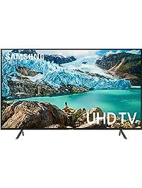 Samsung UN65RU7100FXZA Flat 65'' 4K UHD 7 Series Smart TV (2019)