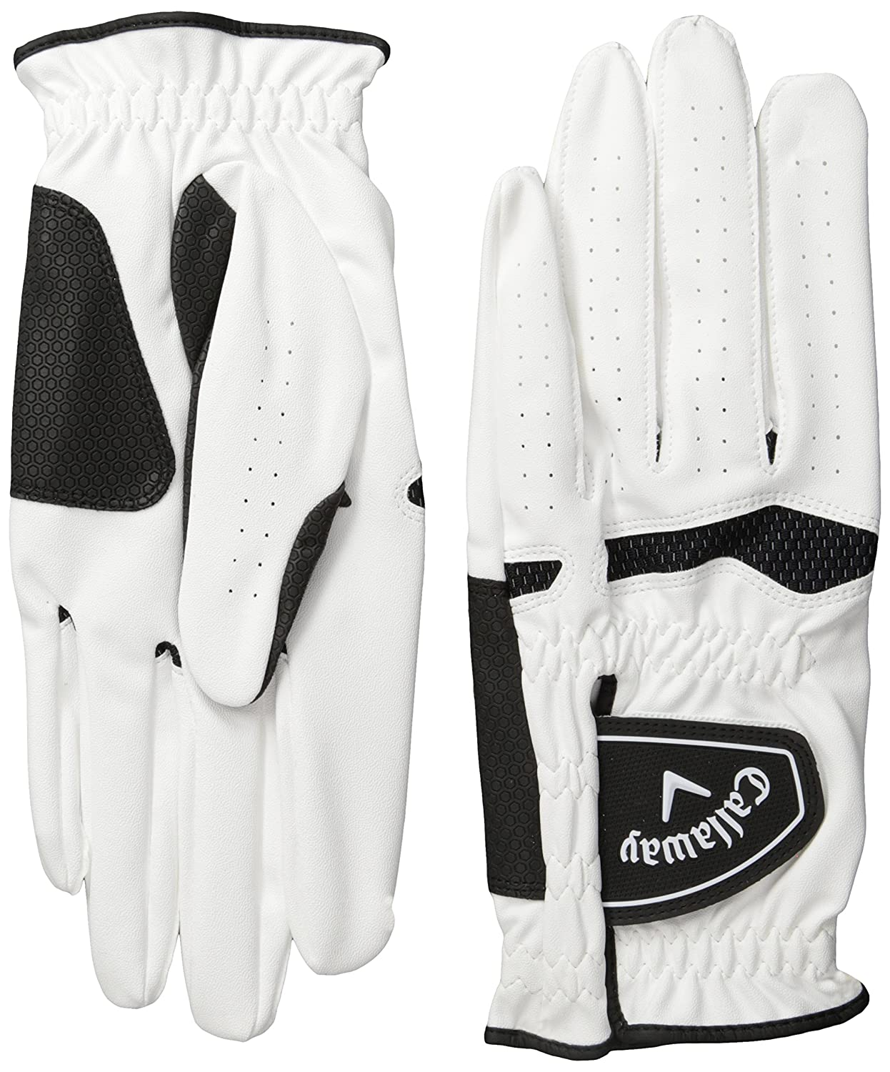 Black leather golf gloves - Callaway Men S Xtreme 365 Golf Gloves Pack Of 2