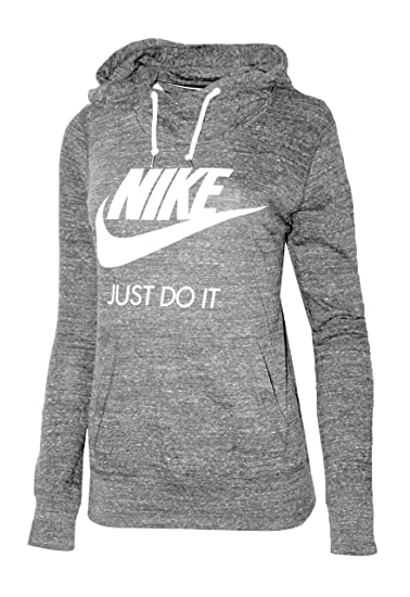 4991d1de8623 NIKE Women s Gym Vintage Hoodie Athletic Pullover 823701-091 at ...