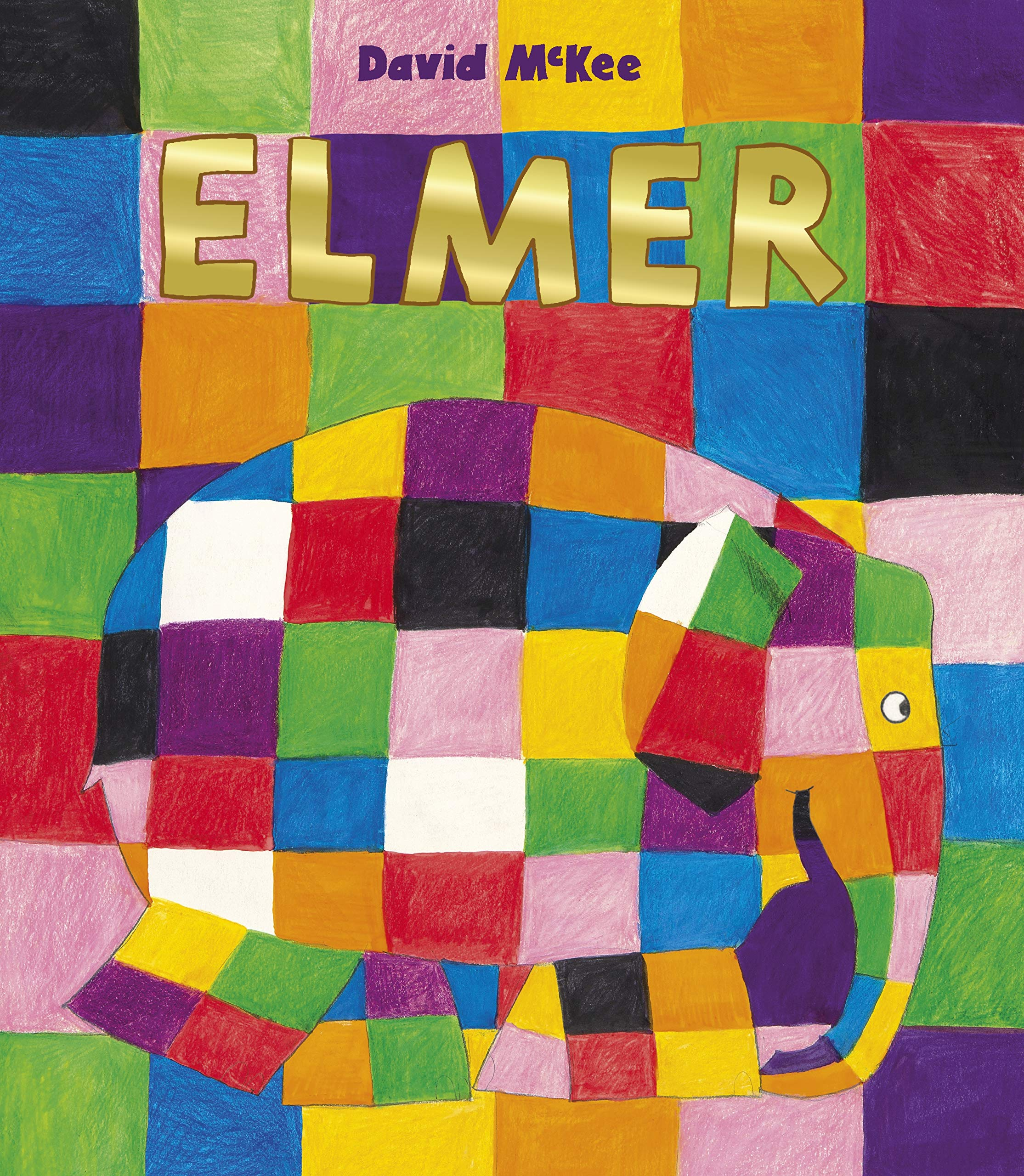 Elmer: 30th Anniversary Edition: 1 (Elmer Picture Books): Amazon.co.uk: McKee, David: 9781842707319: Books