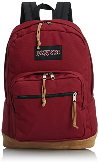 huge discount d4692 315d9 JanSport Right Pack 31 ltrs Viking Red Casual Backpack (JTYP79FL)