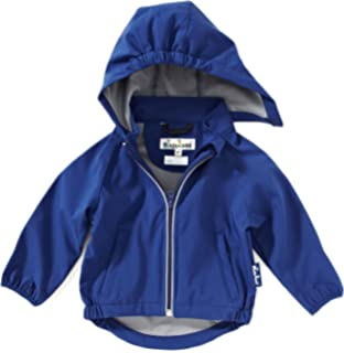Playshoes Girls Rain Jacket Raincoat Daisy