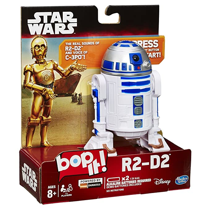 Hasbro Bop It R2 D2 Game Amazon Toys Games