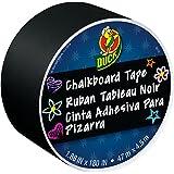 Duck Brand Chalkboard Crafting Tape, 1.88-Inch x 5-Yard Roll, Black (284877)