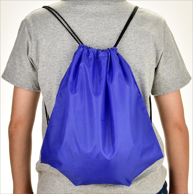 LIHI Bag Basic Drawstring Backpack Goodie Bags,Promotional Gym Sack For Birthday Party Favor Giveaways Basic Gym Sack Reusable Sport Sling Bag Cinch Polyester String Bag For Outside Giveaways 20PCS Red