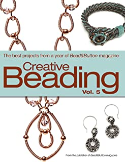 Creative beading editors of beadbutton magazine 9780871162281 creative beading vol 5 the best projects from a year of beadbutton magazine fandeluxe Images