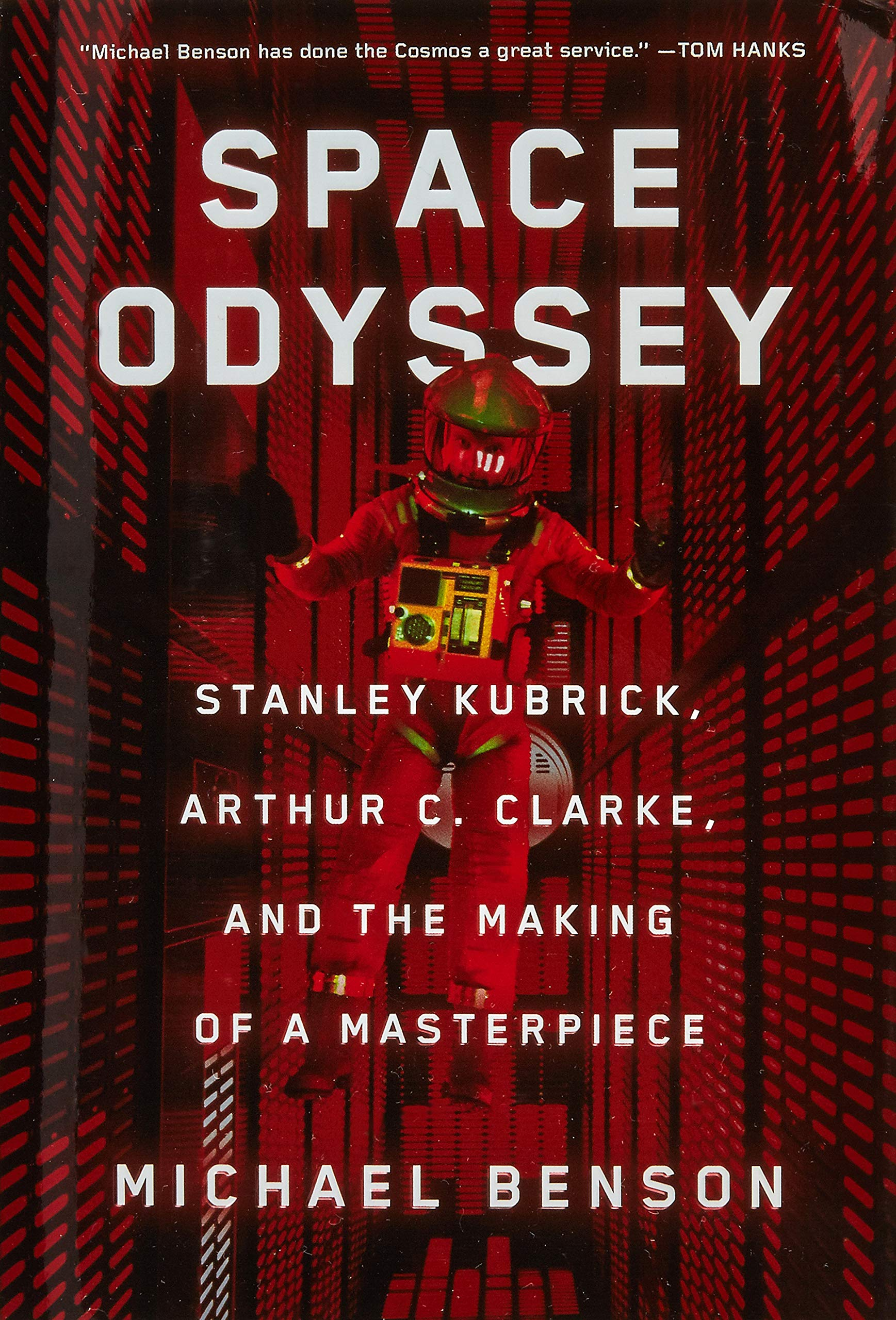 Space Odyssey: Stanley Kubrick, Arthur C. Clarke, and the Making of a Masterpiece (Tapa Dura)