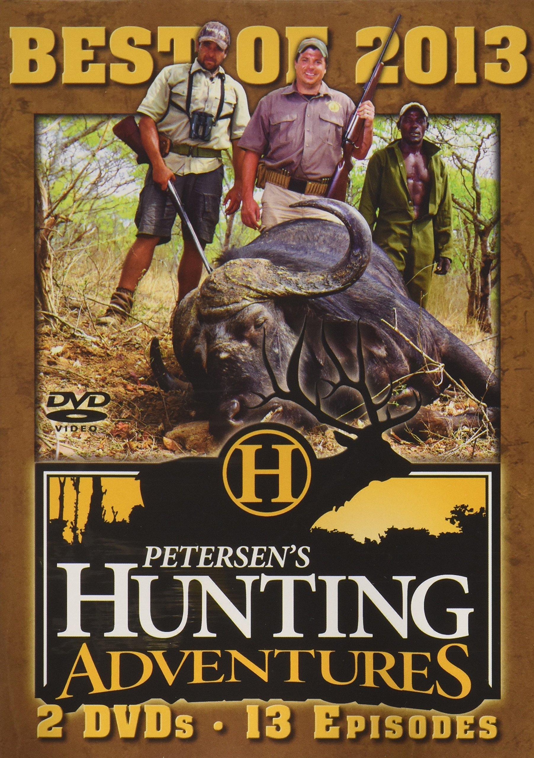 Petersen's Hunting TV Best of Season 8 (2013) 2 DVD Set